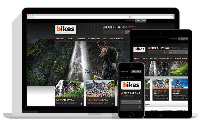 WooCommerce eCommerce Website Design