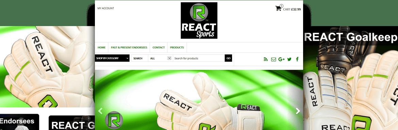 React Sports