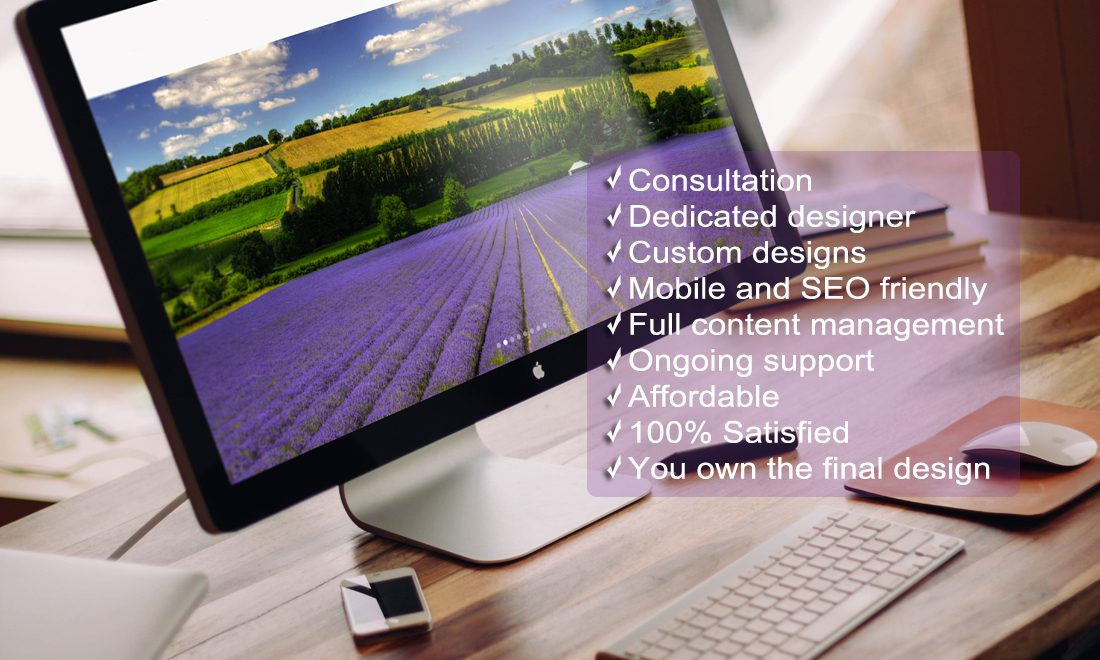 Web Design Herefordshire